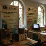 Caleva exhibiting at the 6th Symposium on Solid Oral Dosage Forms in Malmö Sweden