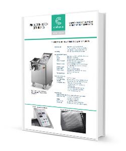 Caleva-screen-extruder-35-technical-specification
