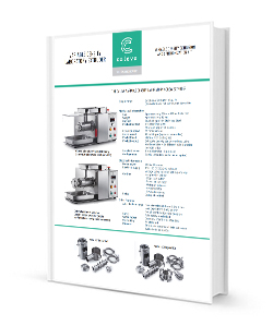 Caleva-variable-density-extruder-technical-specification