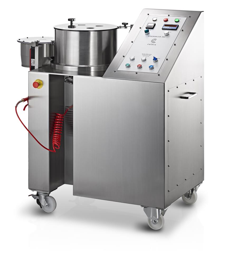 Caleva pelletizer 380 for pellet production