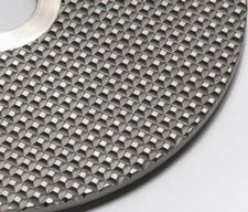 Even high quality disc cut pattern from Caleva ...