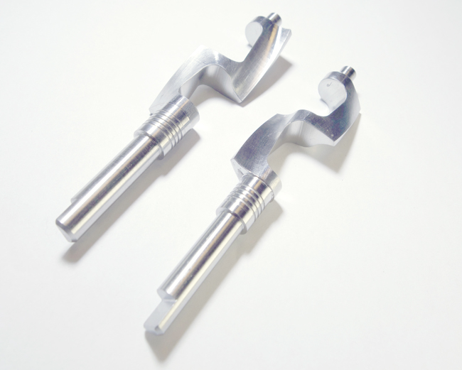 High Viscosity Blades for viscous and difficult materials