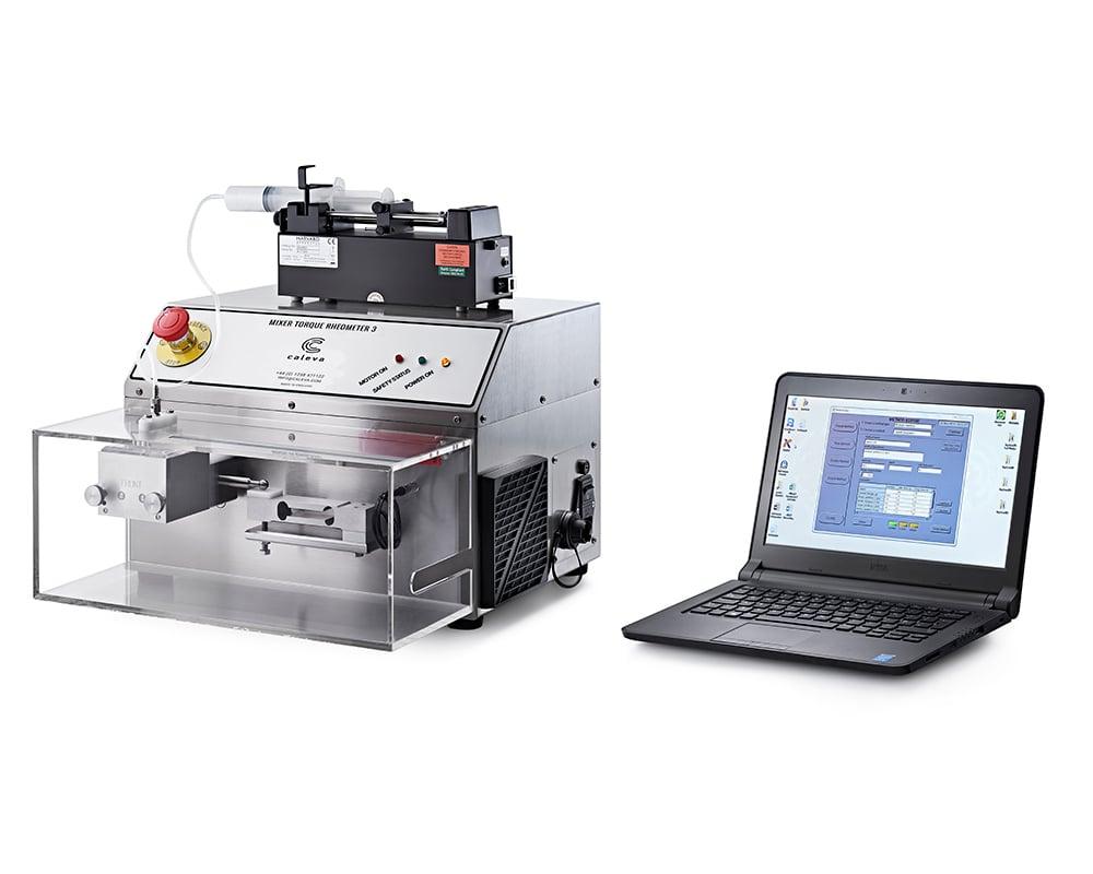Measure Granulation Properties | Mixer Torque Rheometer